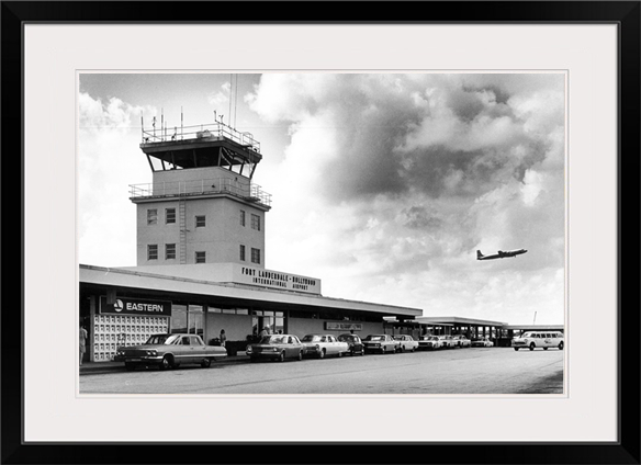 Ft. Lauderdale/Hollywood Airport, 1960's