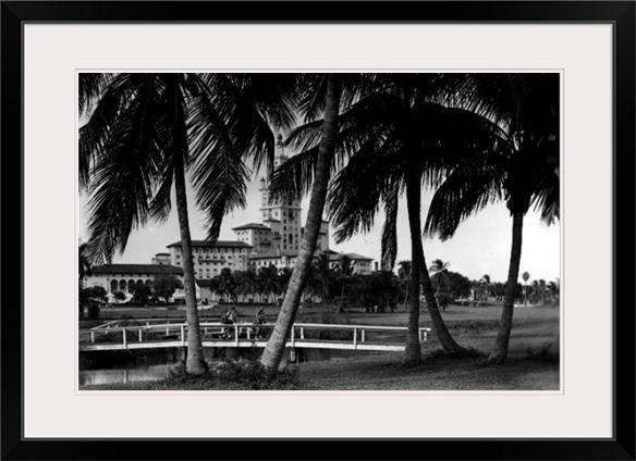 Biltmore Hotel, Coral Gables, 1962