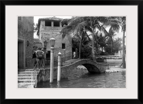 Venetian Pool, Coral Gables, 1930