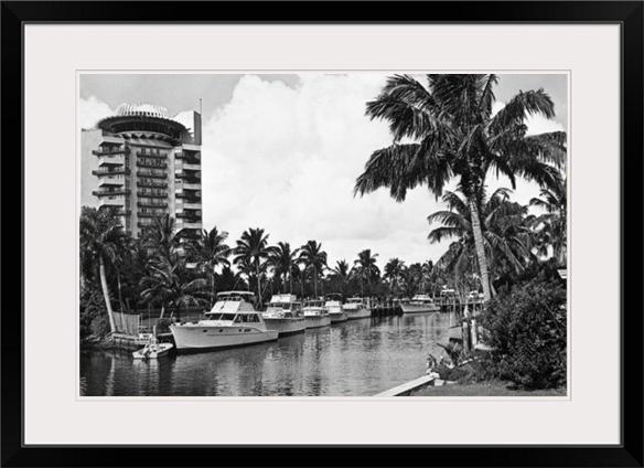 Pier 66 Hotel, Ft. Lauderdale, 1970's