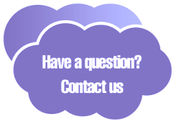 """""""Have a question? Contact us."""""""